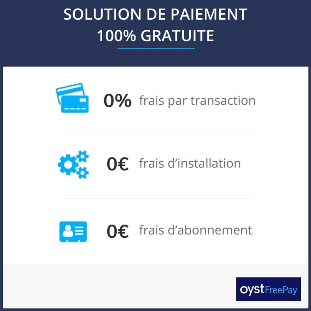 module - Paiement par Carte ou Wallet - Oyst - 1