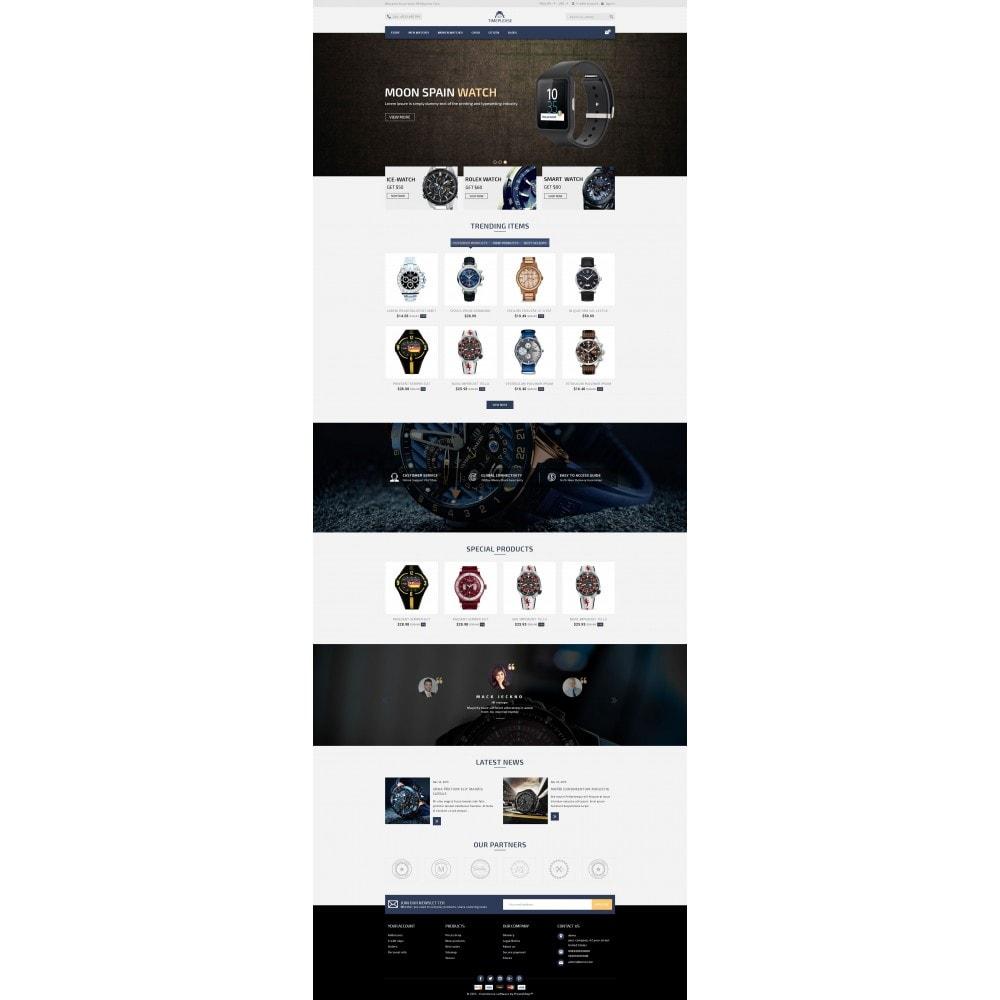 theme - Biżuteria & Akcesoria - Timeplease - Watchstore Template - 2