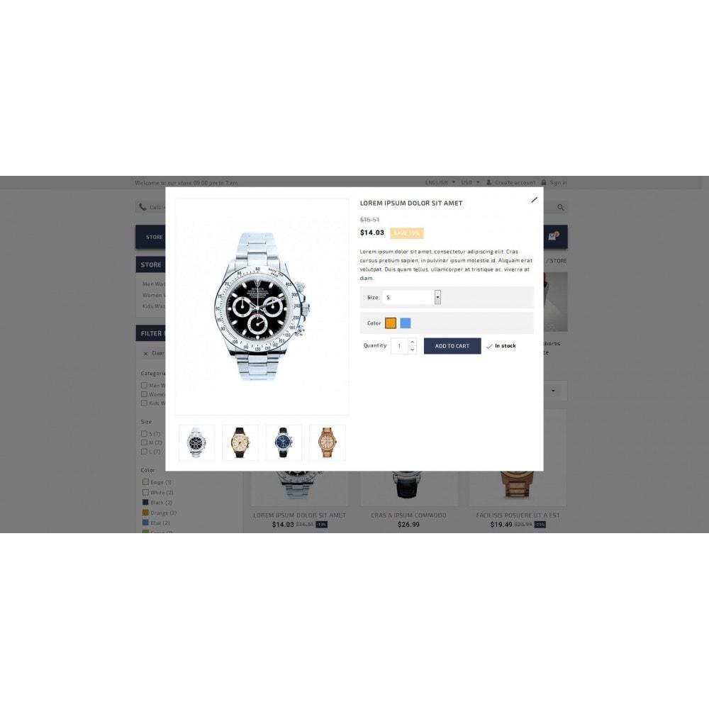 theme - Biżuteria & Akcesoria - Timeplease - Watchstore Template - 7