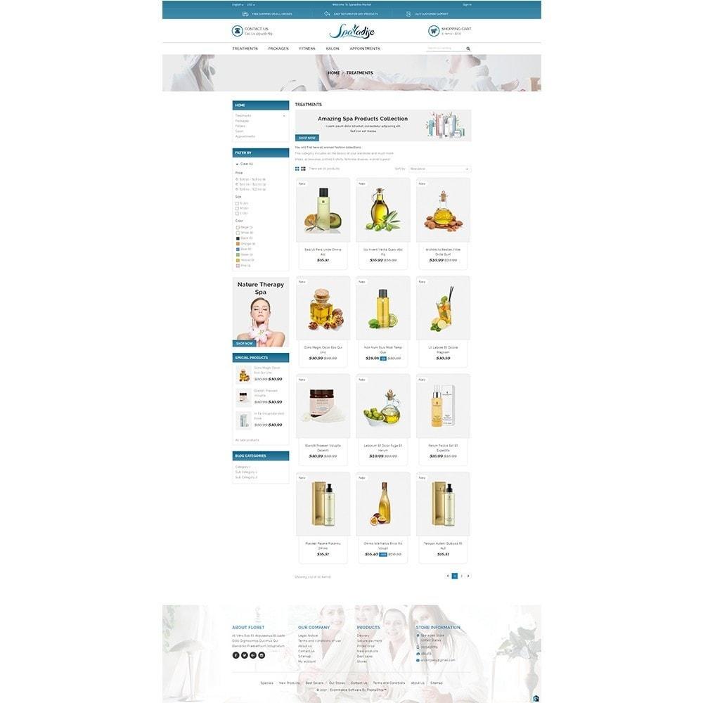theme - Gezondheid & Schoonheid - Spaladies Store - 3