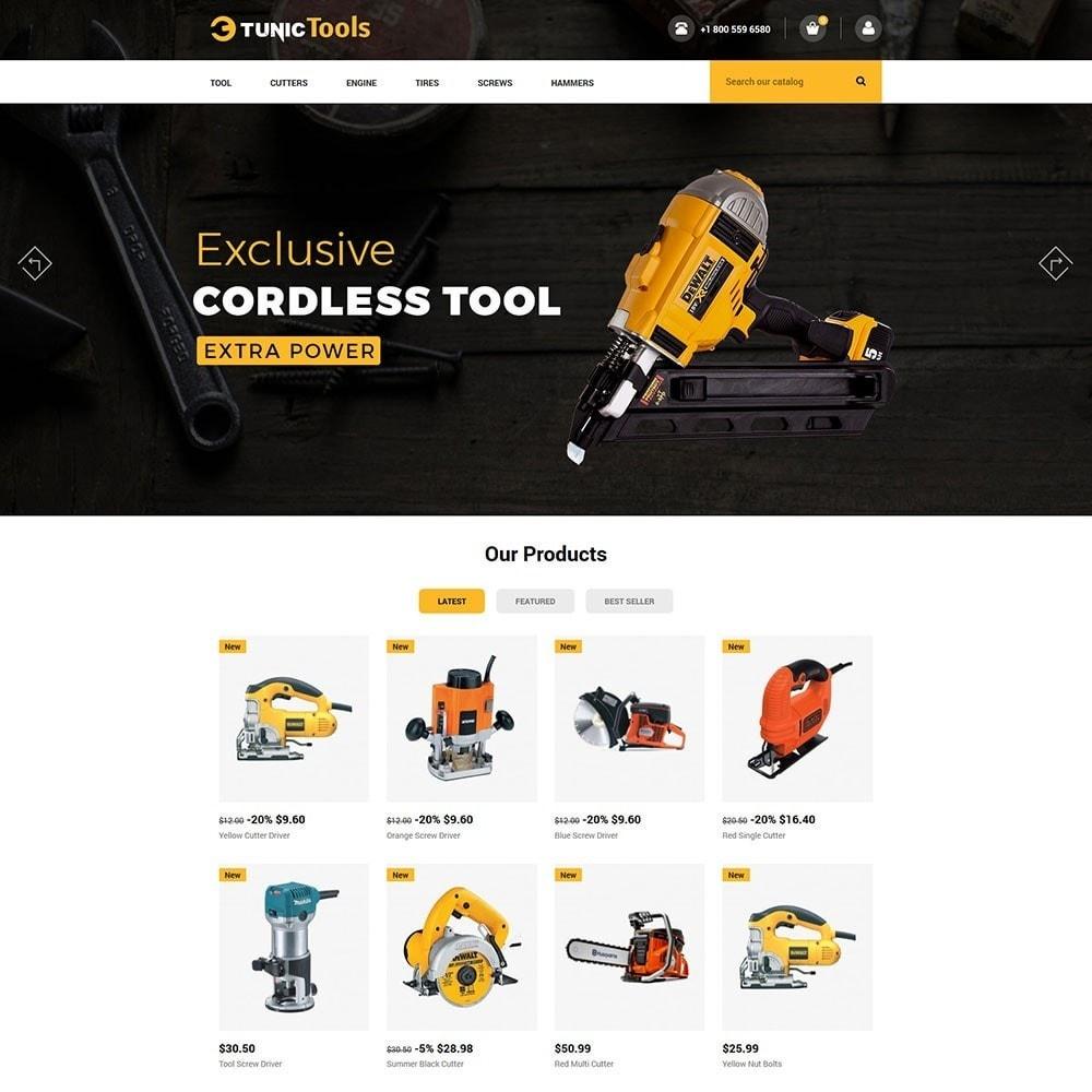 theme - Auto & Moto - Mega Tool Store - 2