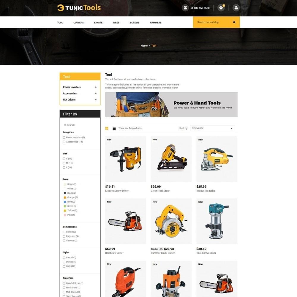 theme - Autos & Motorräder - Mega Tool Store - 3