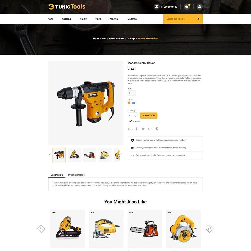 theme - Auto & Moto - Mega Tool Store - 5