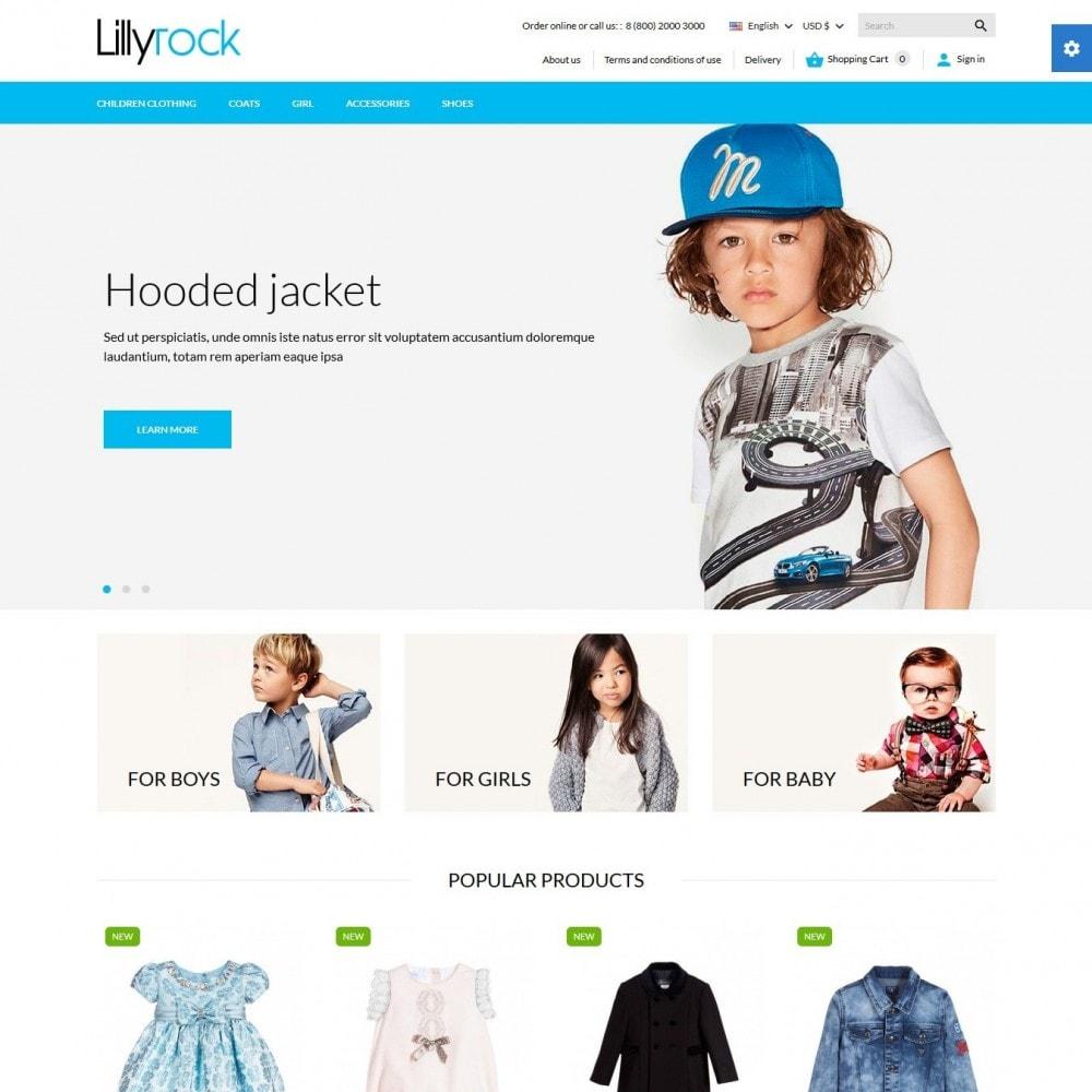 theme - Zabawki & Artykuły dziecięce - Lillyrock - 2