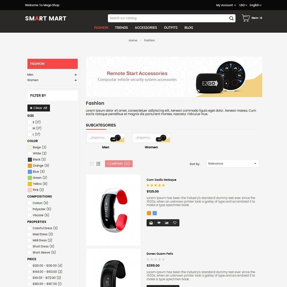 theme - Elektronik & High Tech - Smart Mart Digital Store - 4