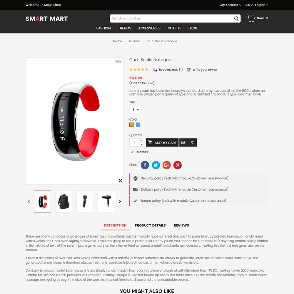 theme - Elektronik & High Tech - Smart Mart Digital Store - 5