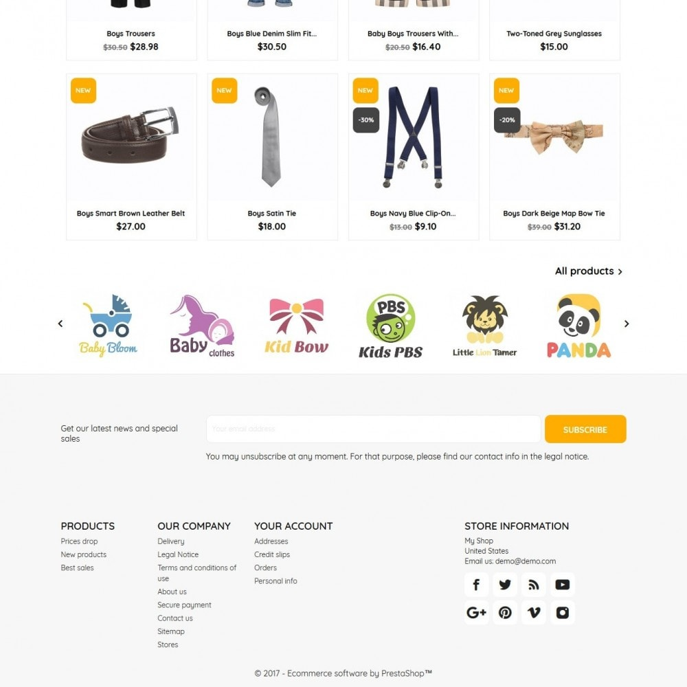 theme - Kids & Toys - Babyland - 4
