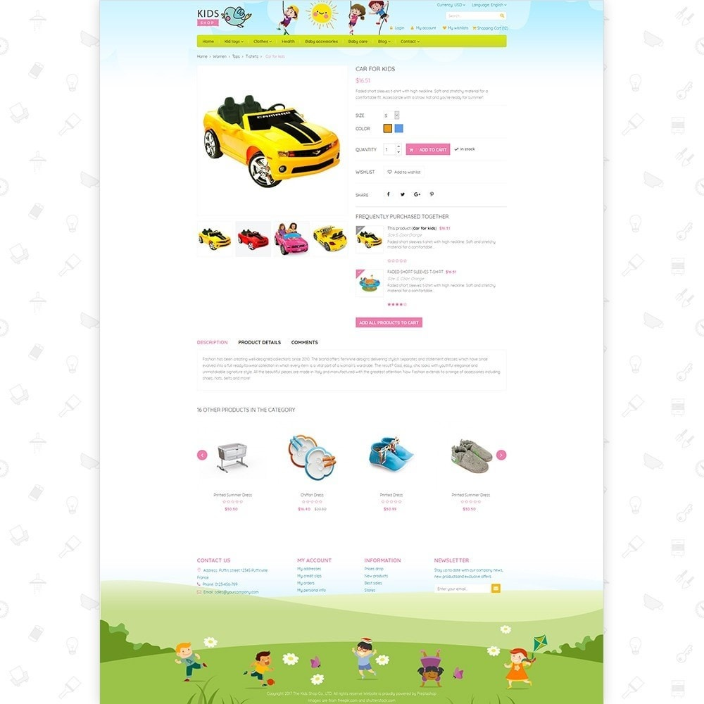theme - Kinderen & Speelgoed - Kids Shop - All in one package - 4