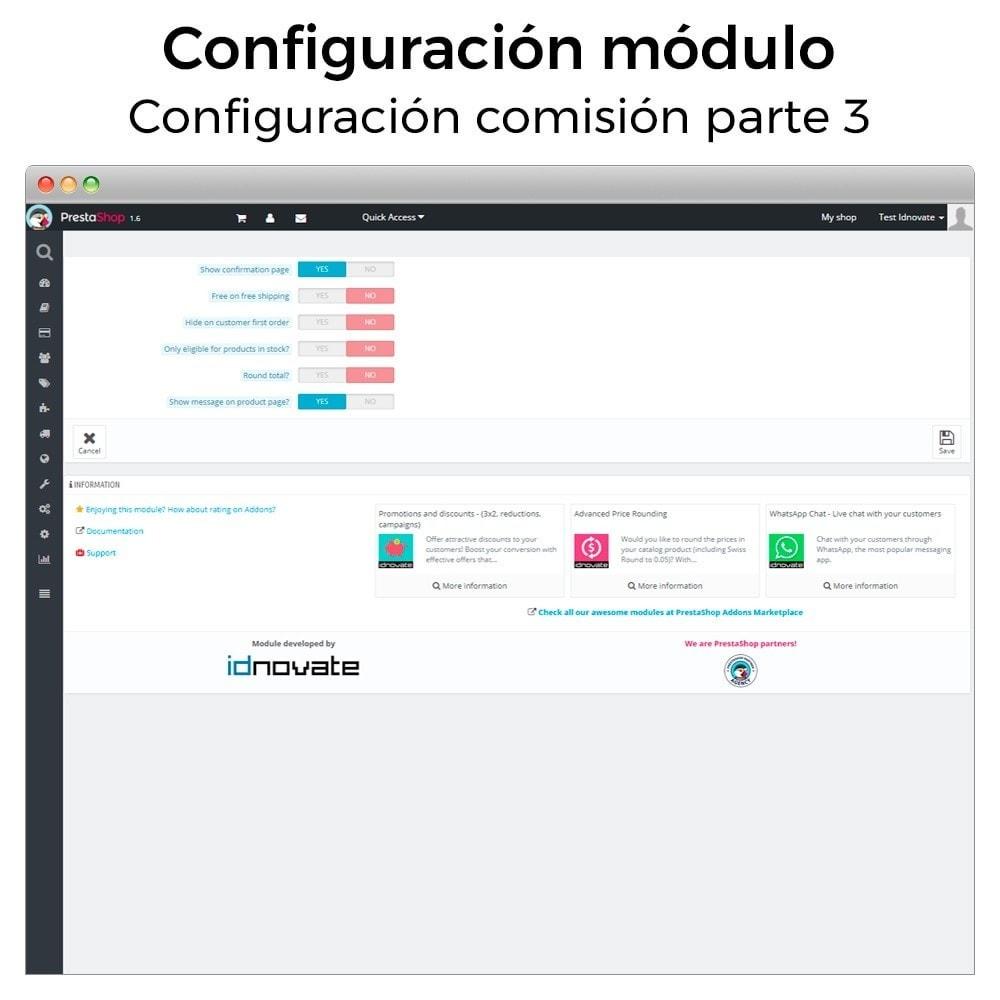 bundle - Pago a la Entrega (contrarrembolso) - Primera venta (módulos imprescindibles para España) - 6