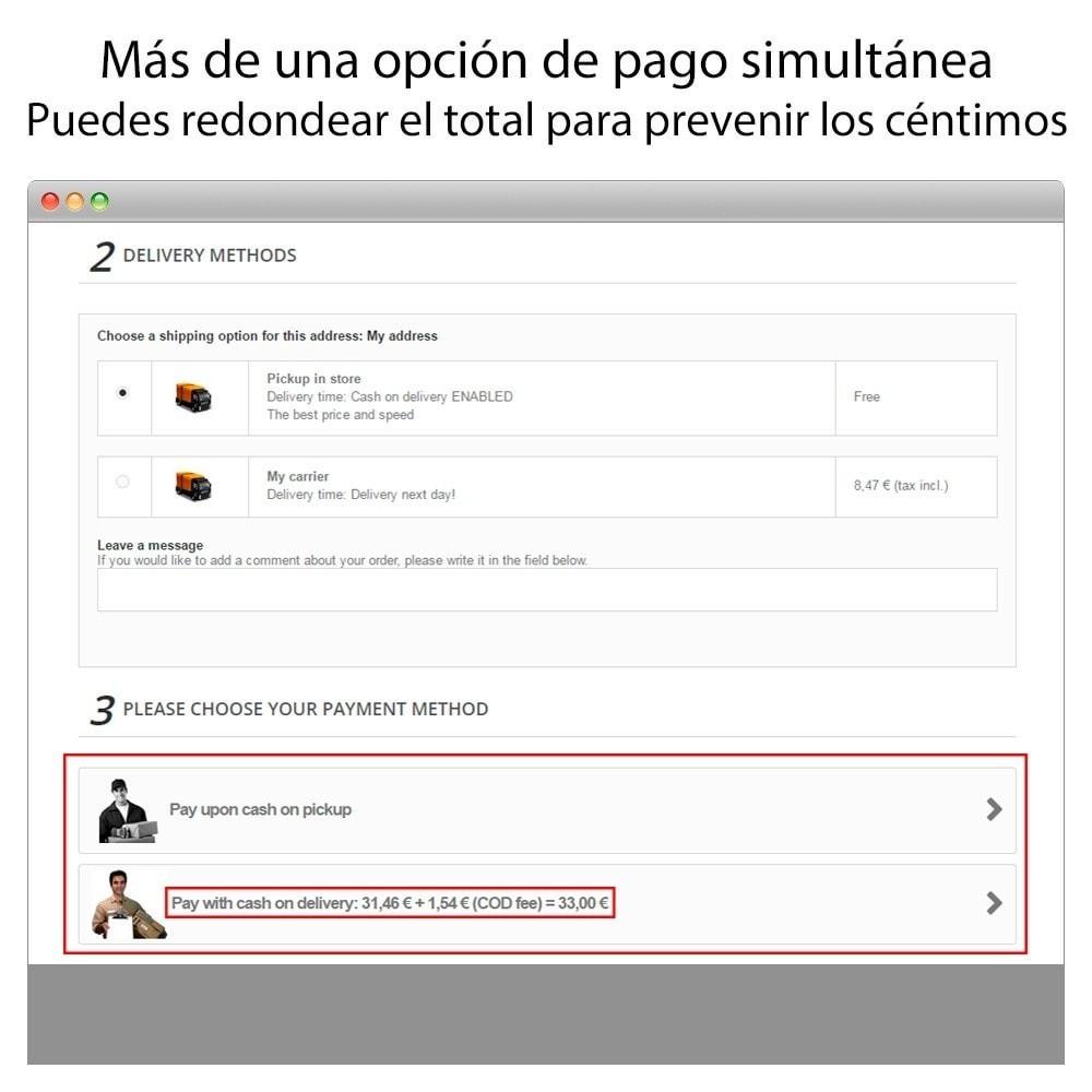 bundle - Pago a la Entrega (contrarrembolso) - Primera venta (módulos imprescindibles para España) - 10