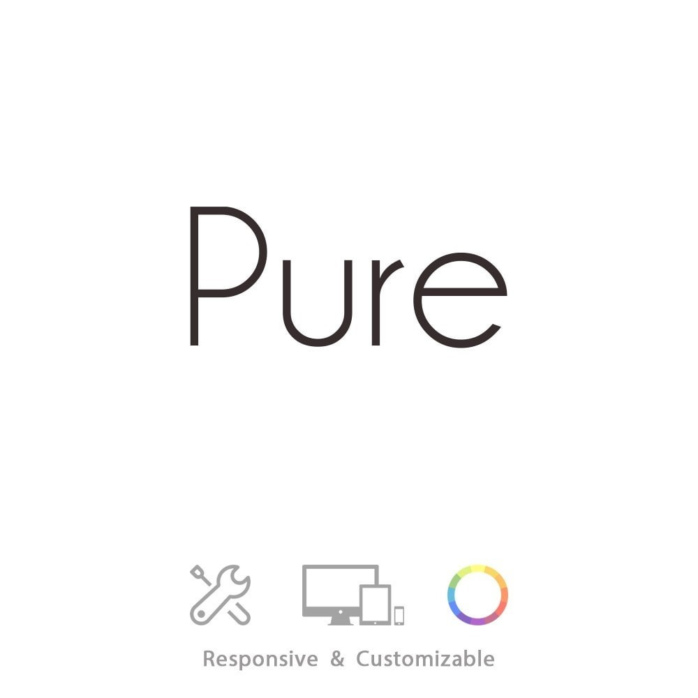 theme - Moda & Calzature - Pure - 1