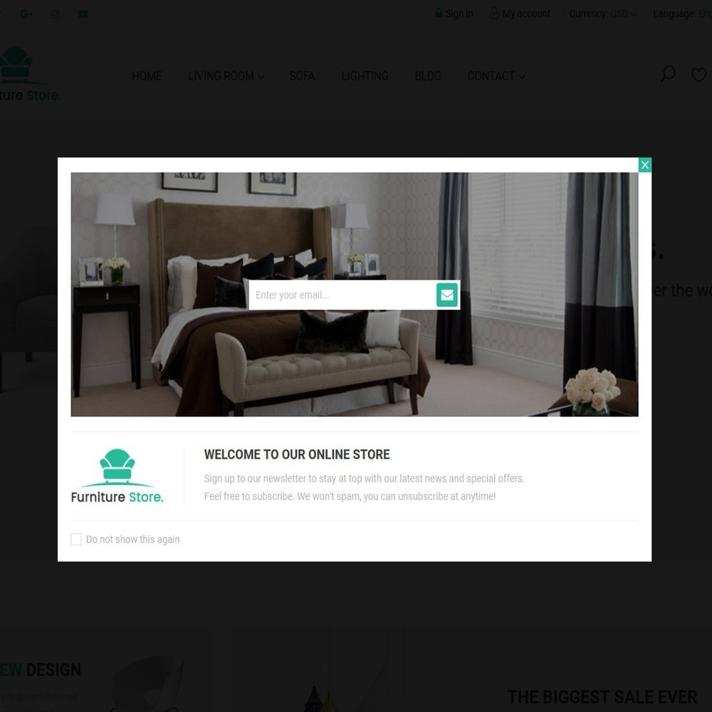 theme - Home & Garden - Furniture Store - 7