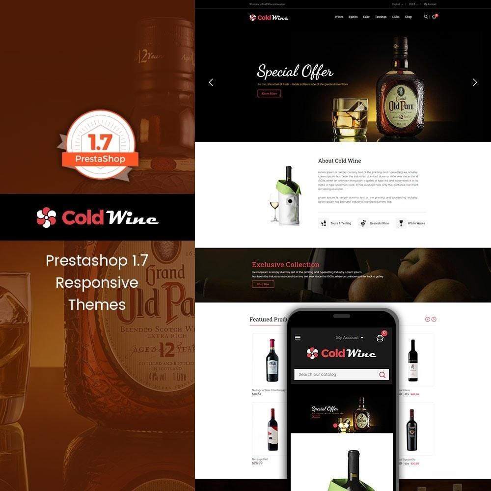 theme - Drank & Tabak - Coldwine - Wine Store - 1