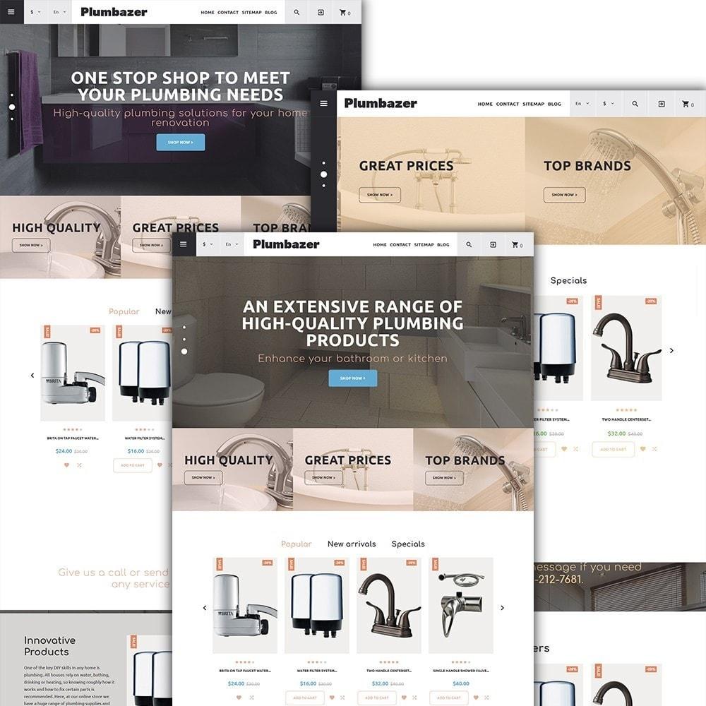 theme - Huis & Buitenleven - Plumbazer - Plumbing Responsive - 2