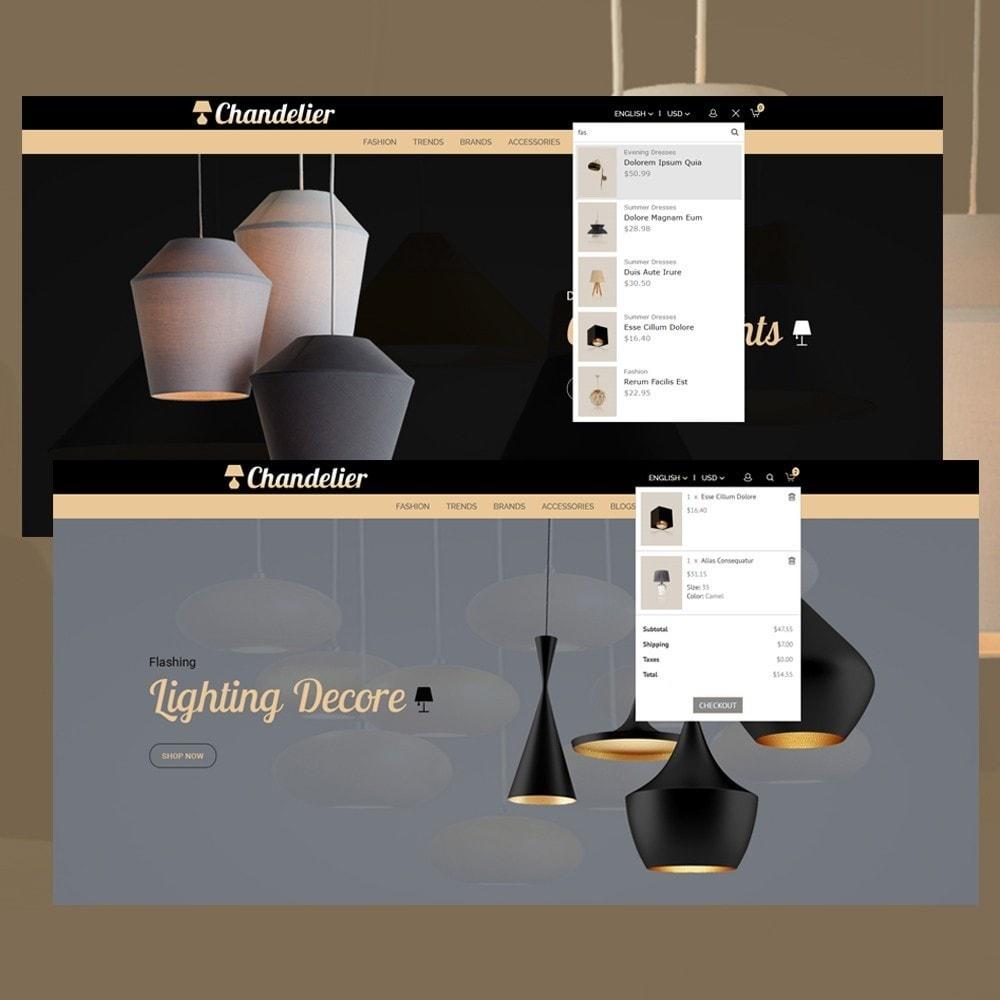 theme - Casa & Giardino - Chandelier Store - 3