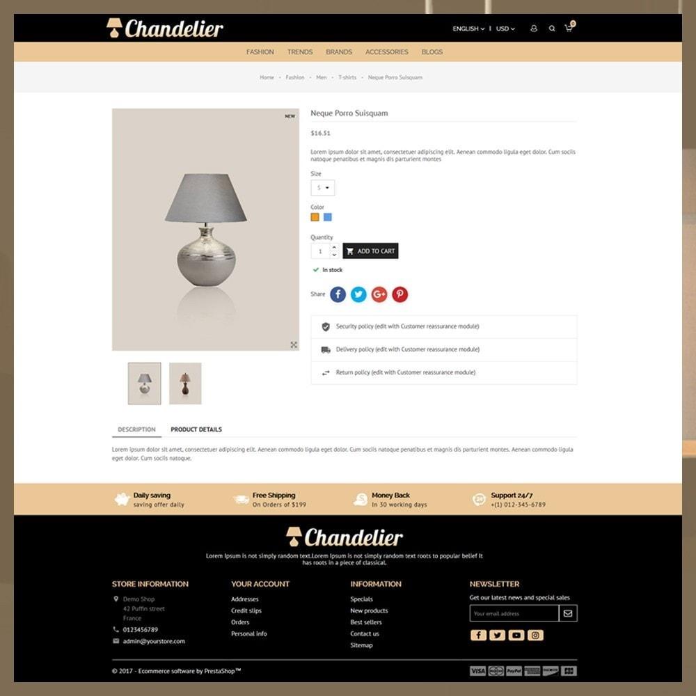 theme - Casa & Giardino - Chandelier Store - 6