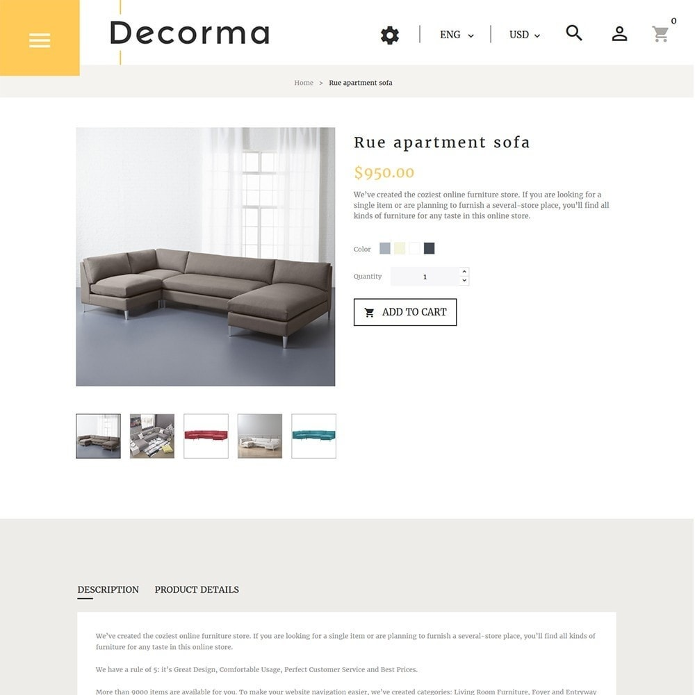 theme - Art & Culture - Decorma - magasin de meubles - 5