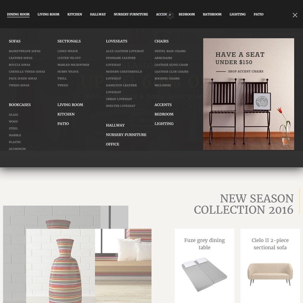 theme - Arte y Cultura - Decorma - para Sitio de Muebles - 4