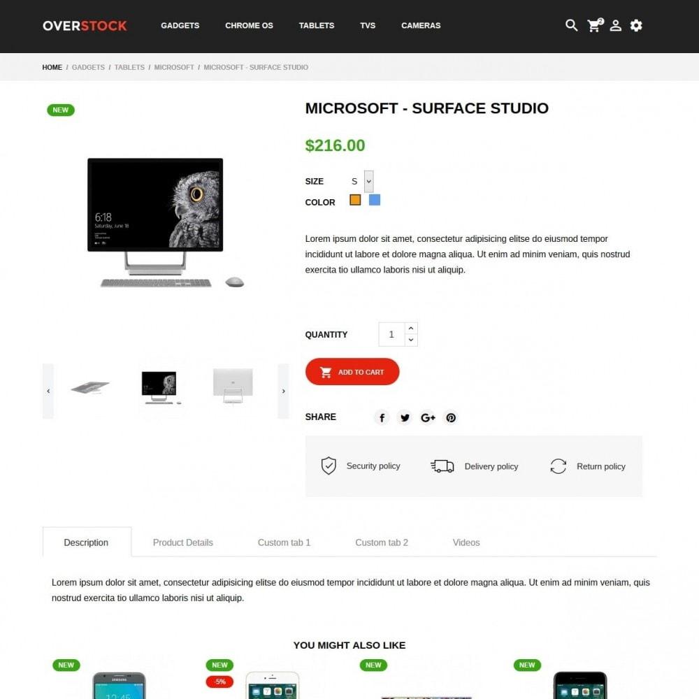 theme - Elektronik & High Tech - Overstock - High-tech Shop - 6
