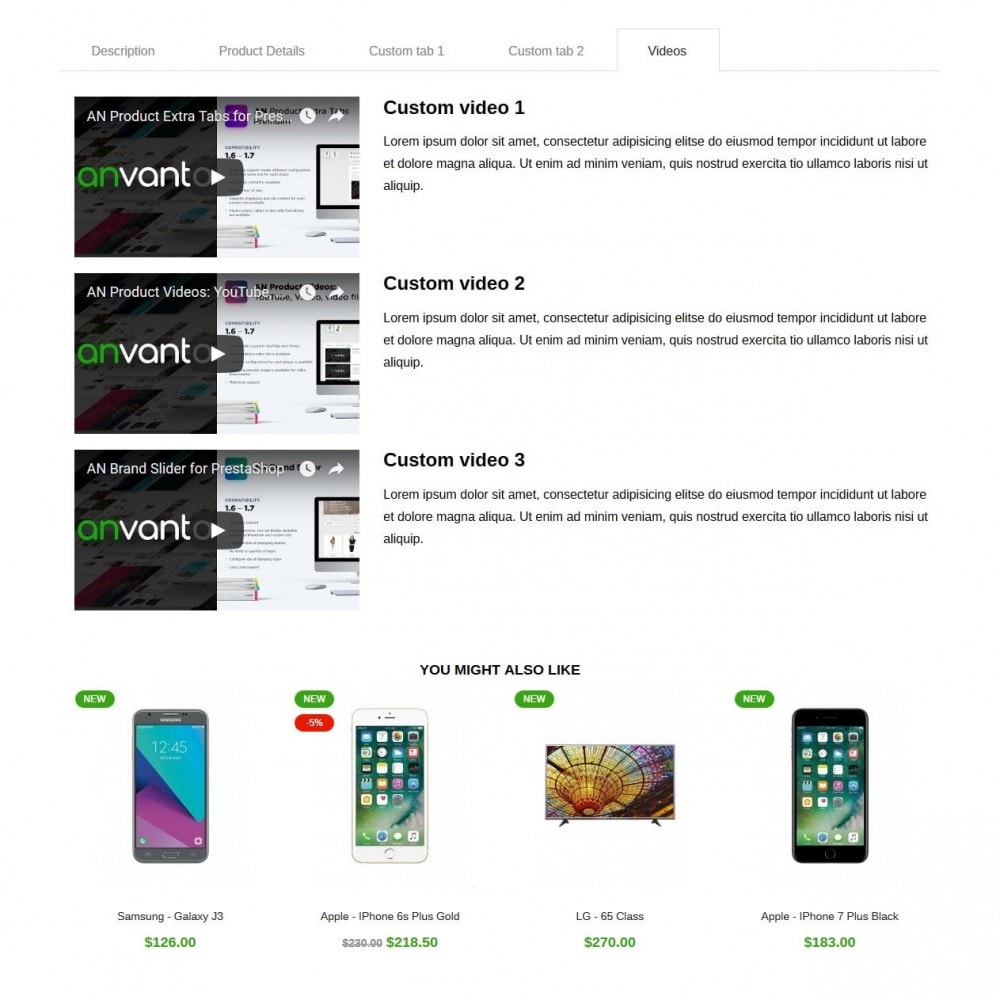 theme - Электроника и компьютеры - Overstock - High-tech Shop - 9