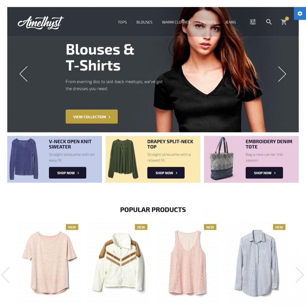 theme - Moda y Calzado - Amethyst Fashion Store - 2