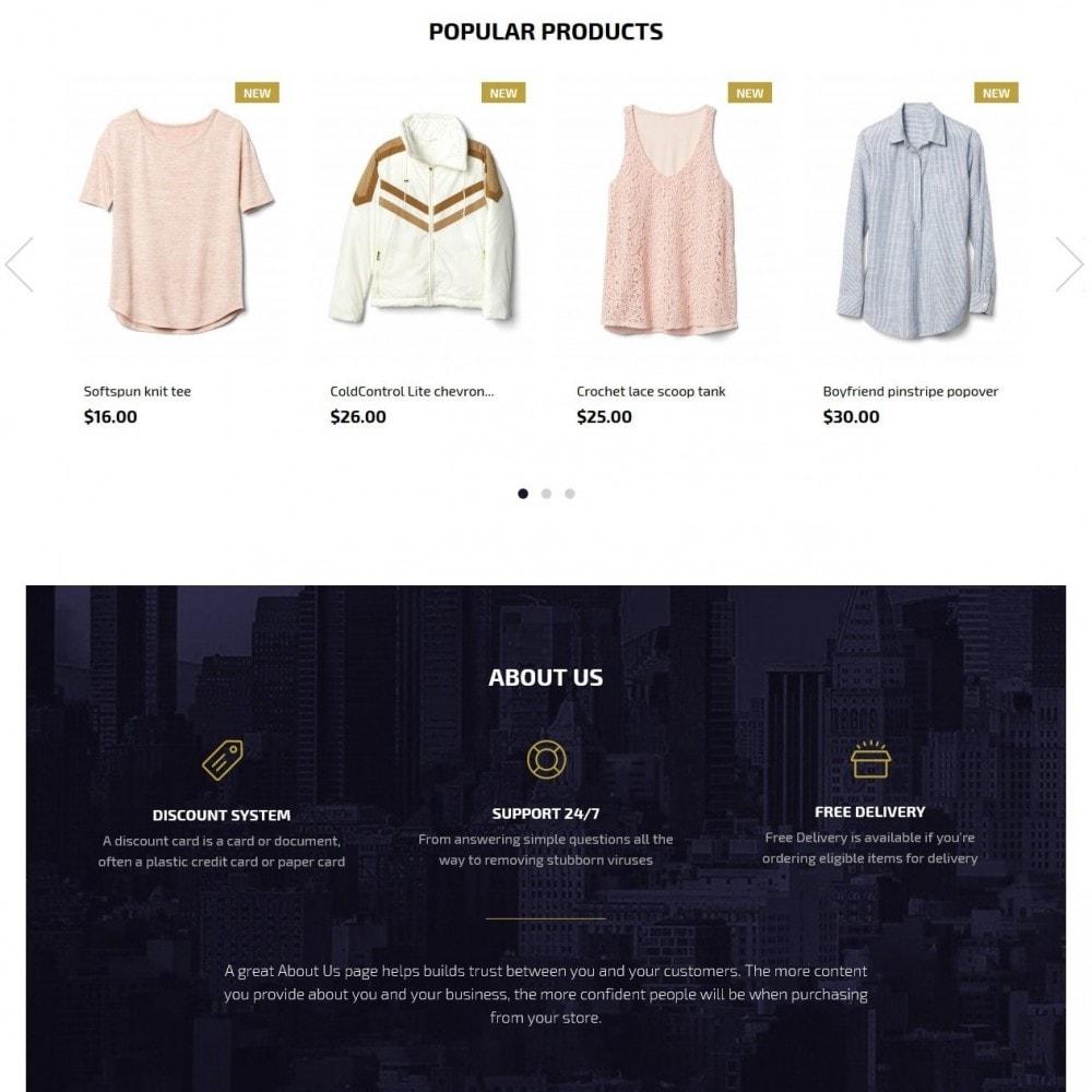 theme - Moda y Calzado - Amethyst Fashion Store - 3