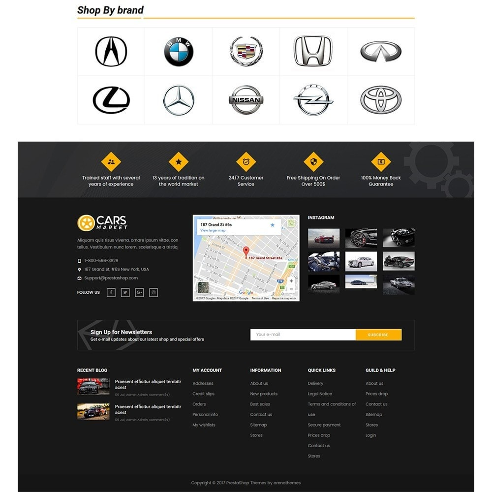 theme - Auto & Moto - Carpart Automobile Stores - 4