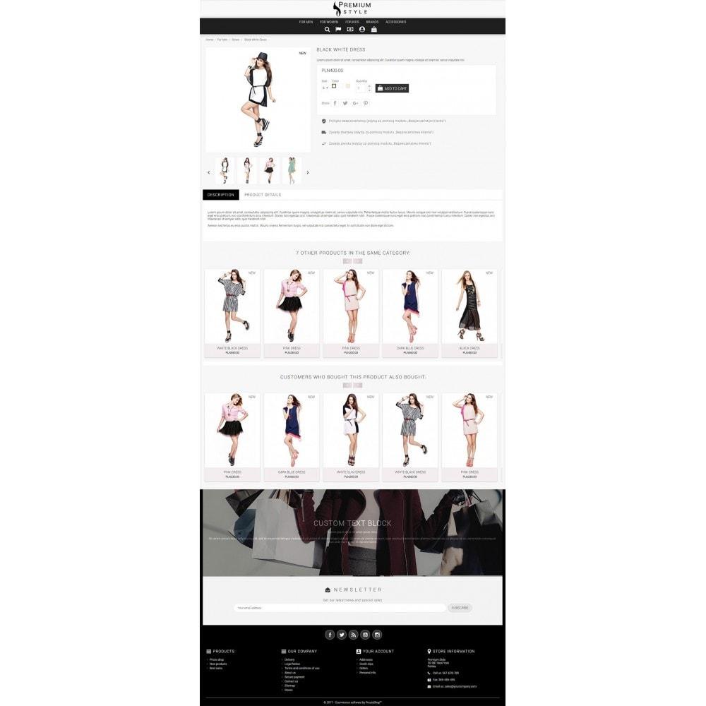 theme - Mode & Schuhe - Premium Style 3 in 1 - 5
