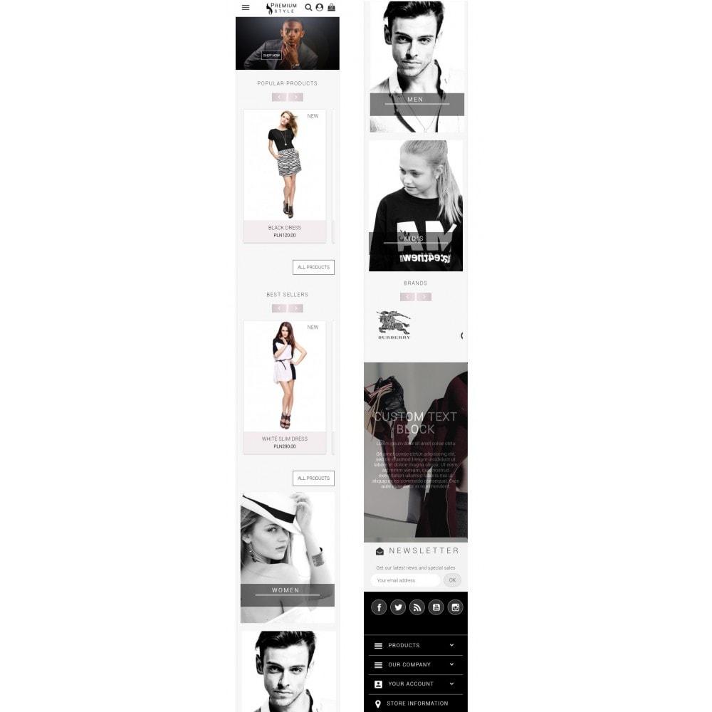theme - Мода и обувь - Premium Style 3 in 1 - 7