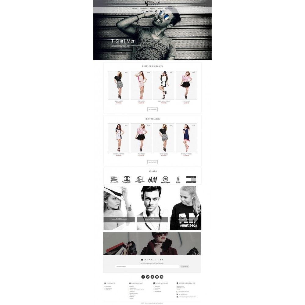 theme - Moda & Obuwie - Premium Style 3 in 1 - 3