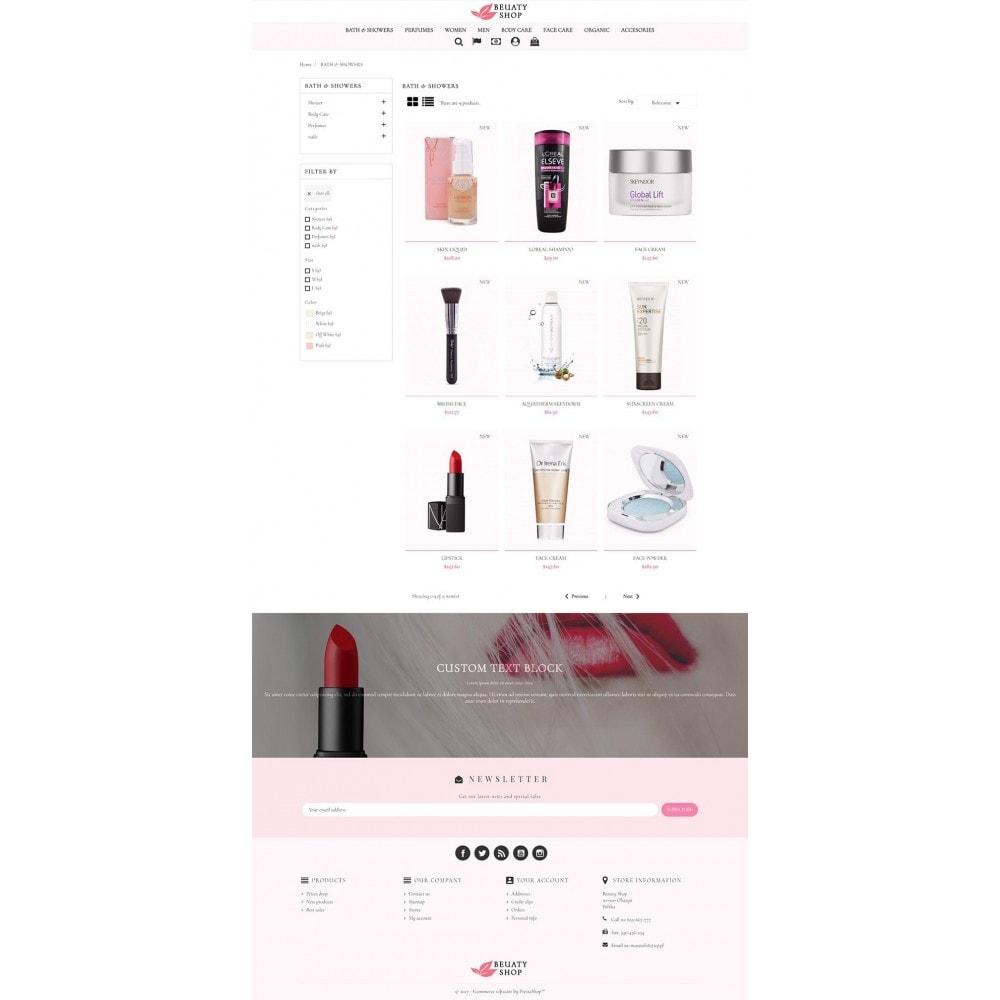theme - Zdrowie & Uroda - Beauty Shop - 4