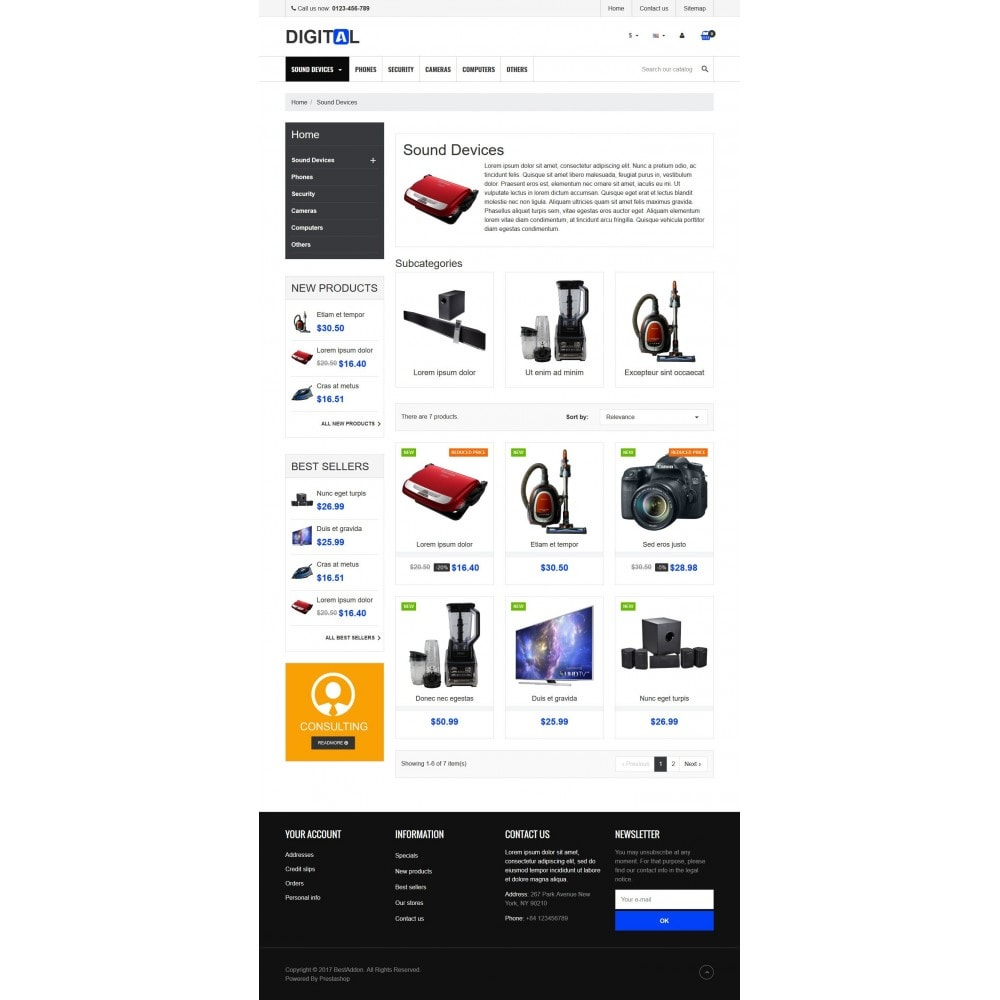 theme - Electronics & Computers - VP_Digitals Store - 3