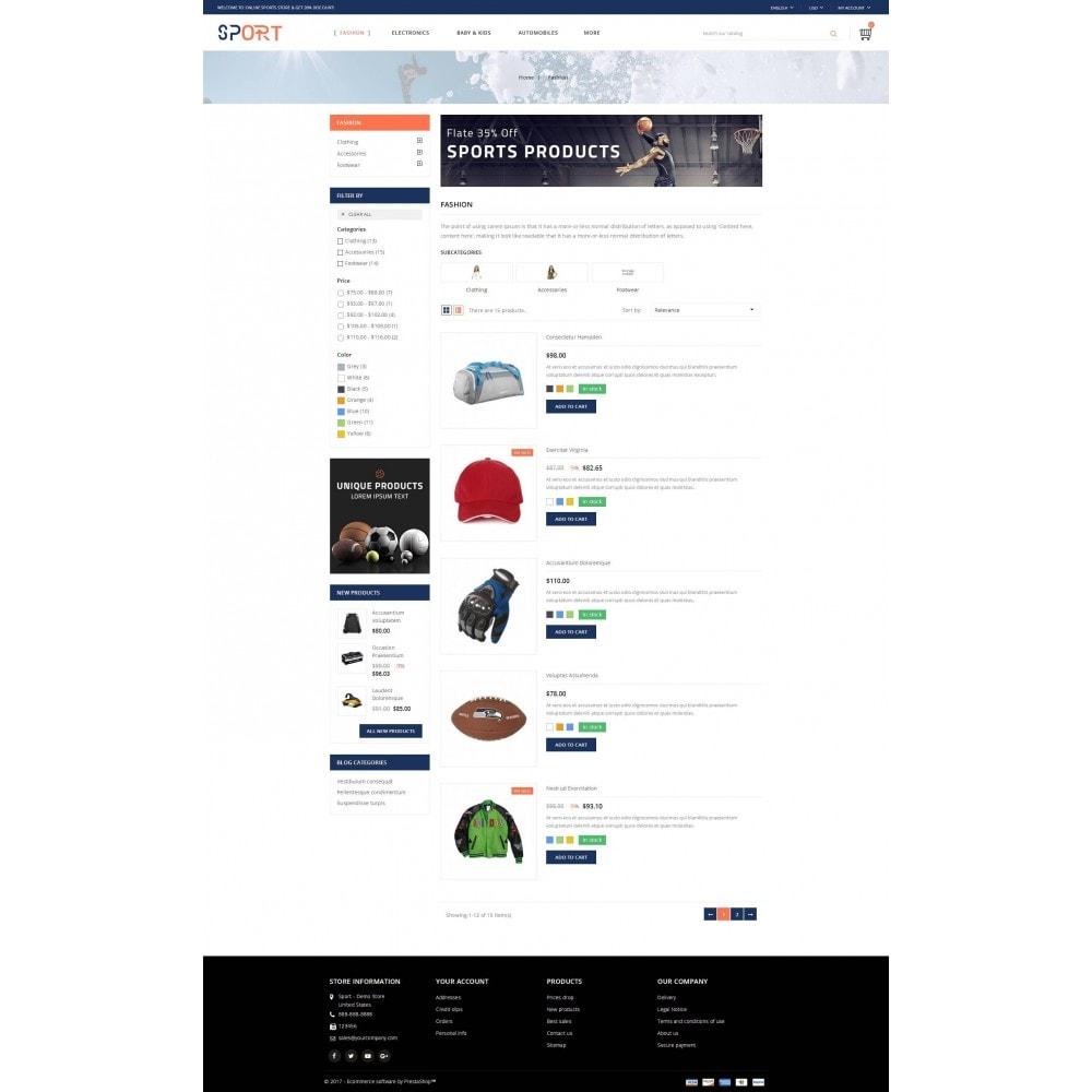 theme - Спорт и Путешествия - Sports Store - 4