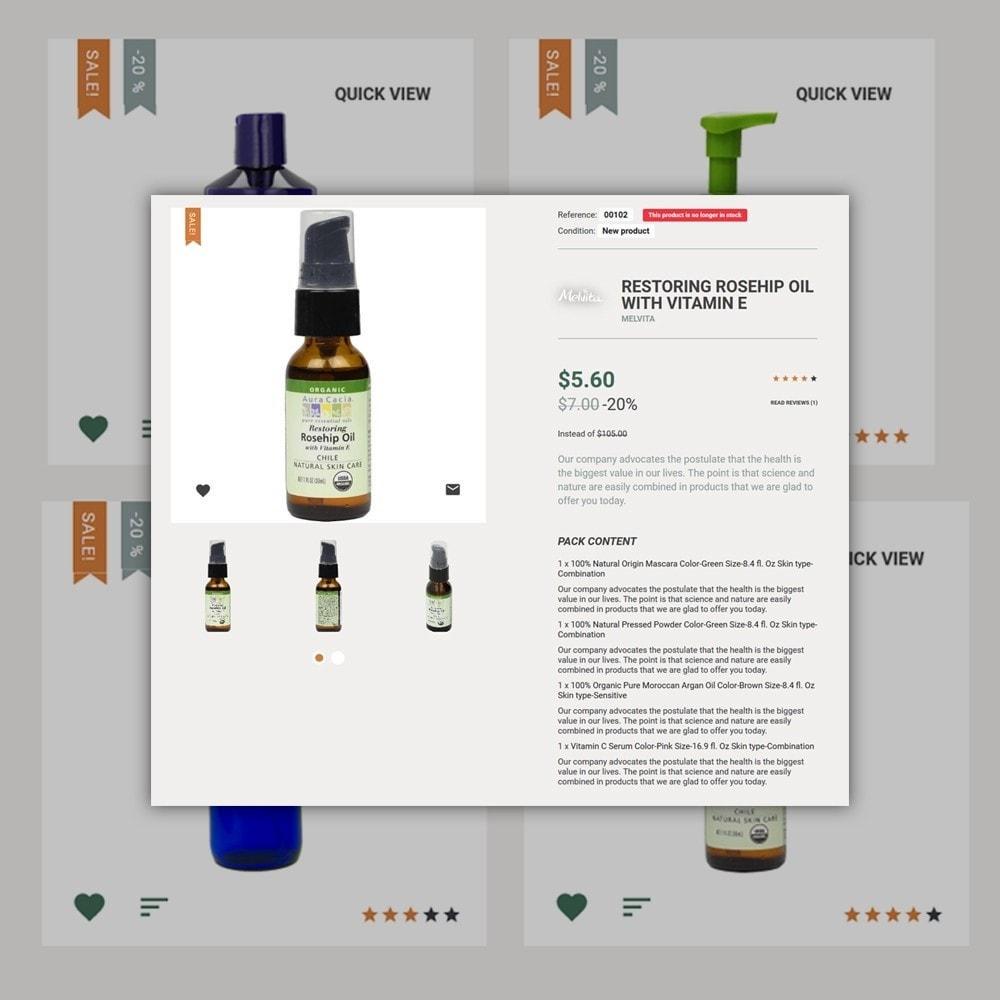 theme - Moda & Obuwie - Cosmetek - Organic Cosmetics Store - 5