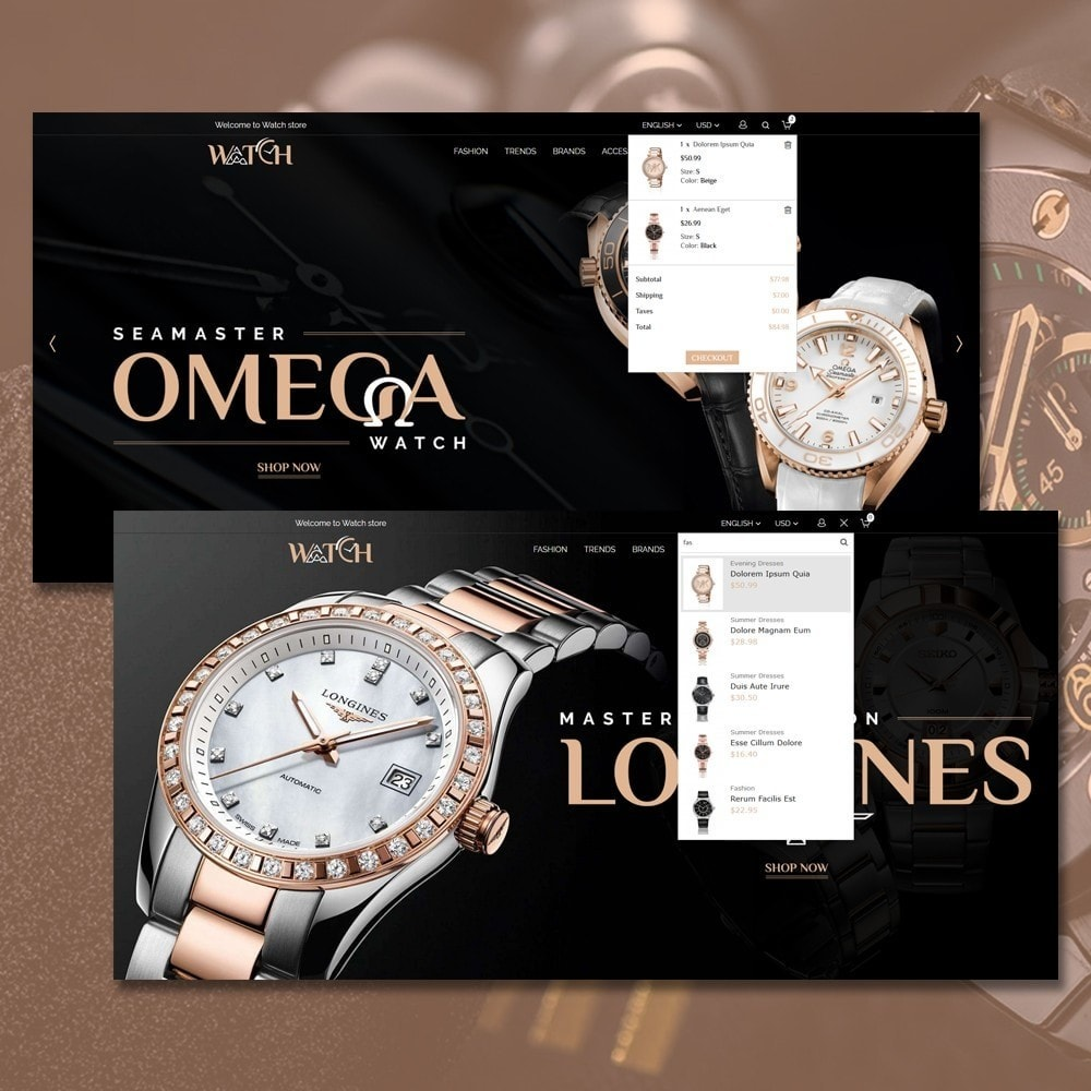 theme - Bellezza & Gioielli - Luxury Watch Shop - 3
