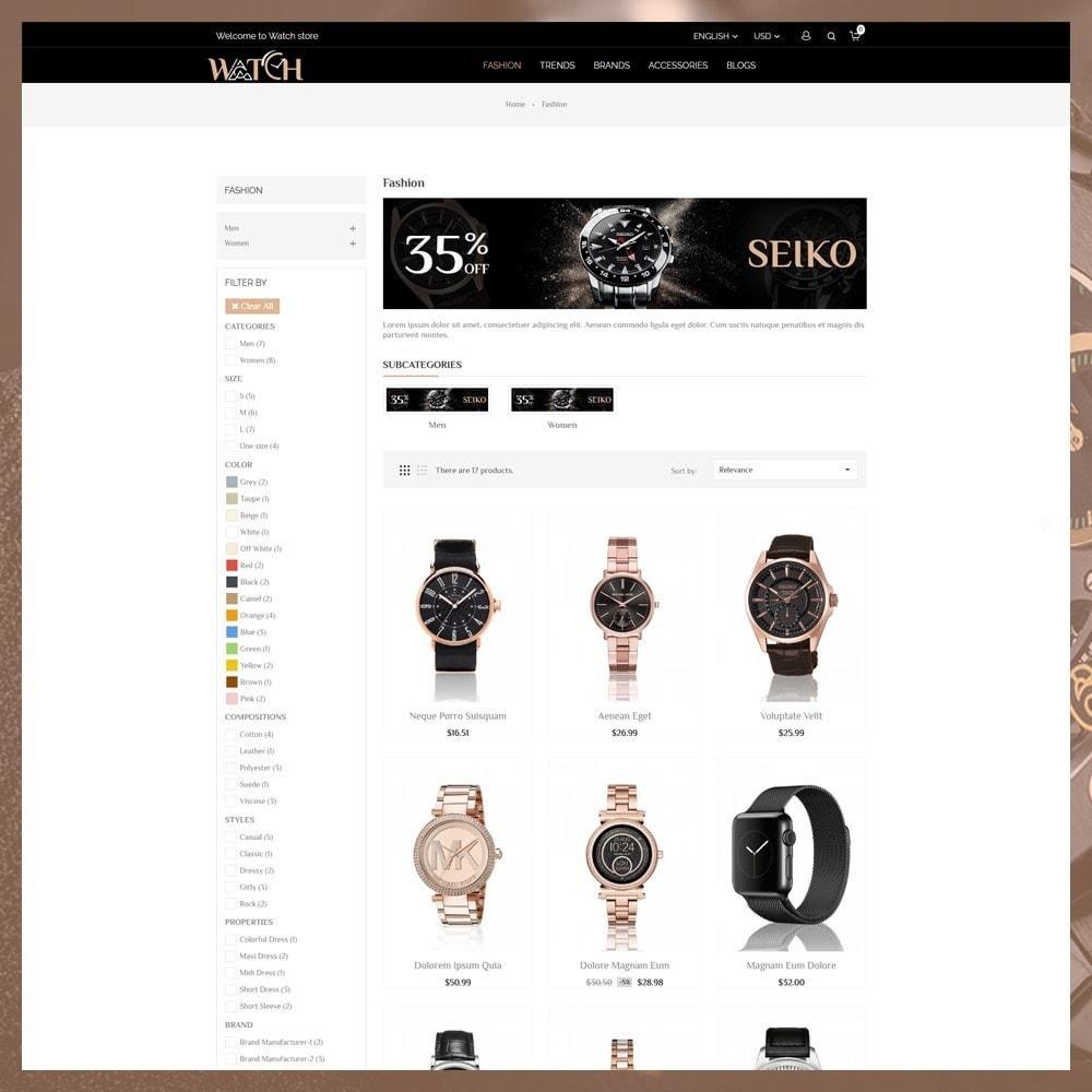 theme - Ювелирные изделия и Аксессуары - Amora Watch Shop - 4