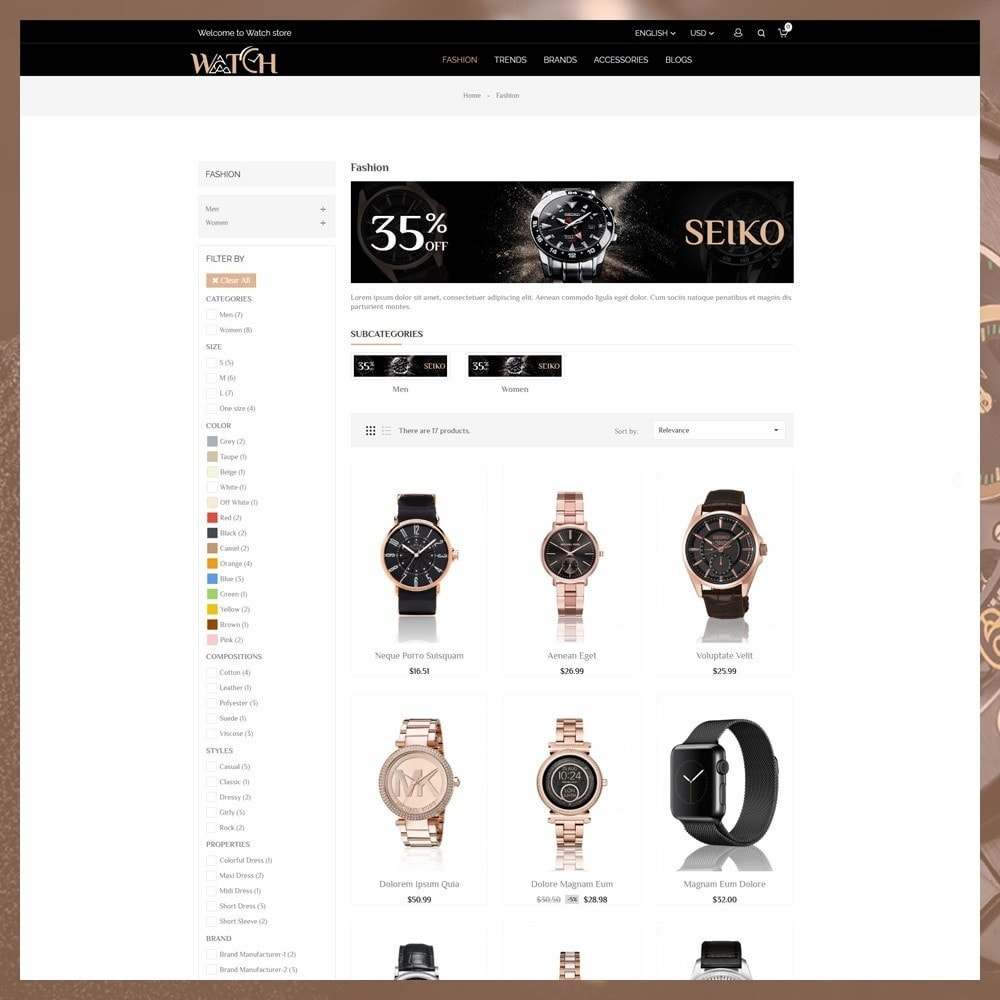theme - Bijoux & Accessoires - Luxury Watch Shop - 4