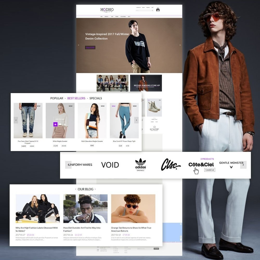 theme - Moda y Calzado - Modno - Clothing and Fashion Store - 3