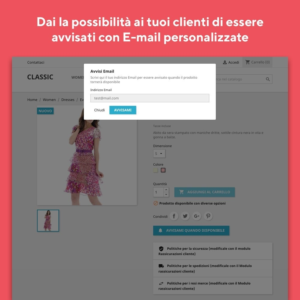 module - Email & Notifiche - Mr Shop Avvisi Mail - 3