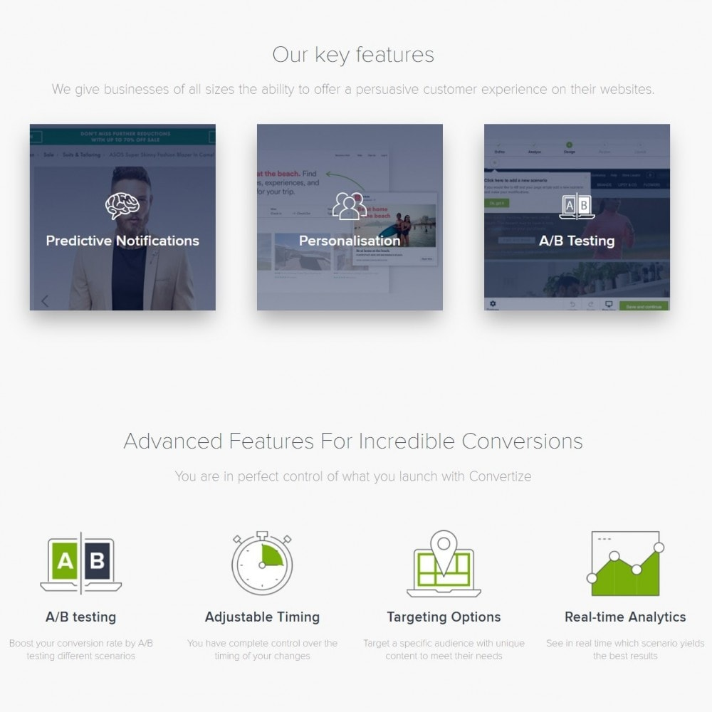 module - Analytics & Statistiche - Convertize.io - Conversion Optimisation Platform - 6