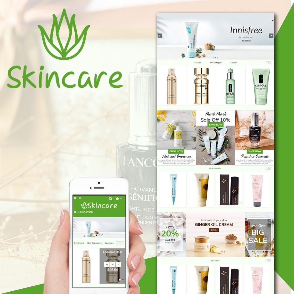 theme - Santé & Beauté - SkinCare - Bio Medical Store - 1