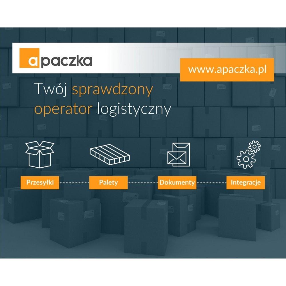 module - Versanddienstleister - Apaczka.pl - 1