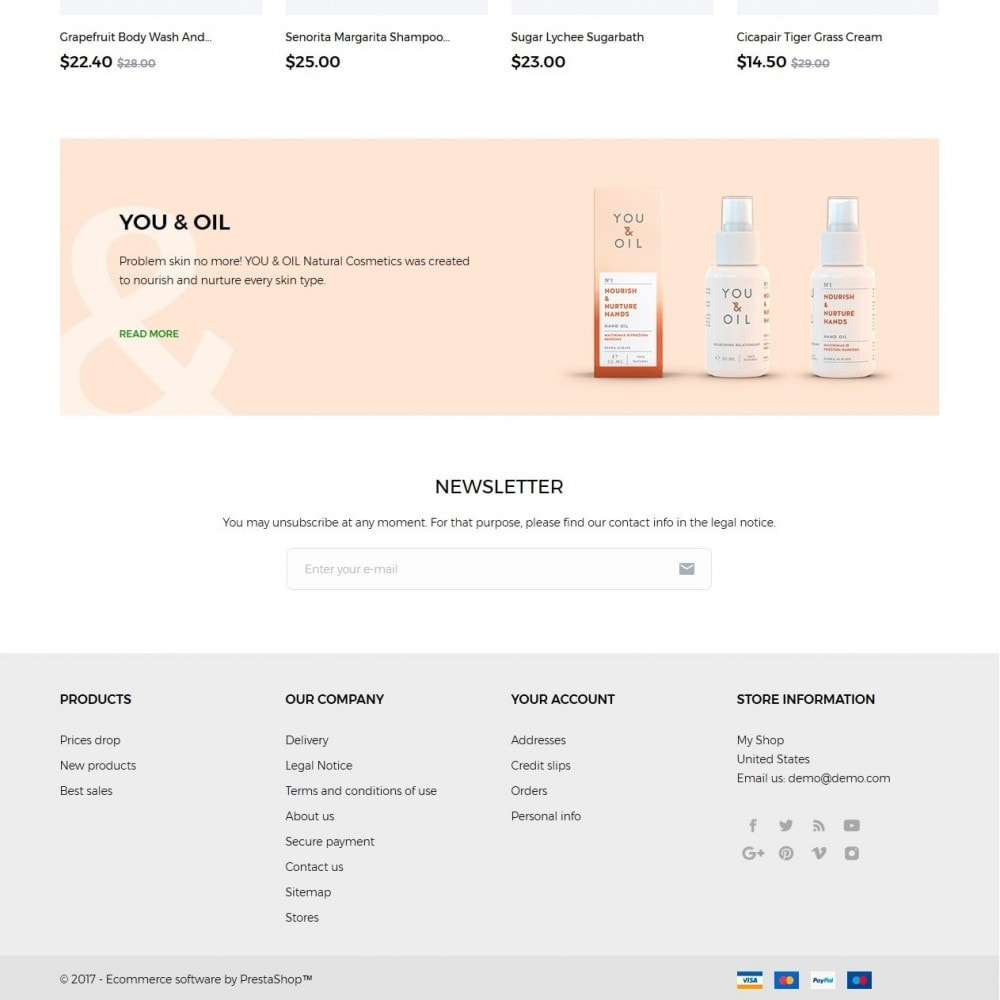 theme - Health & Beauty - Anabelle Cosmetics - 4