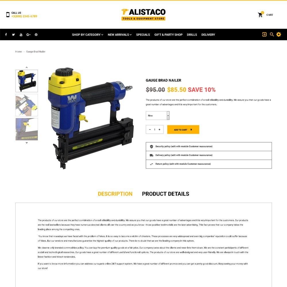 theme - Maison & Jardin - Alistaco - Magasin d'outils et d'équipements - 3