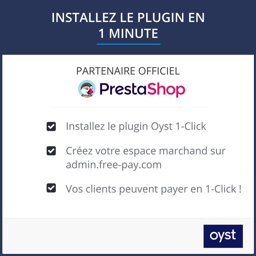 module - Processus rapide de commande - Oyst 1-Click - 3