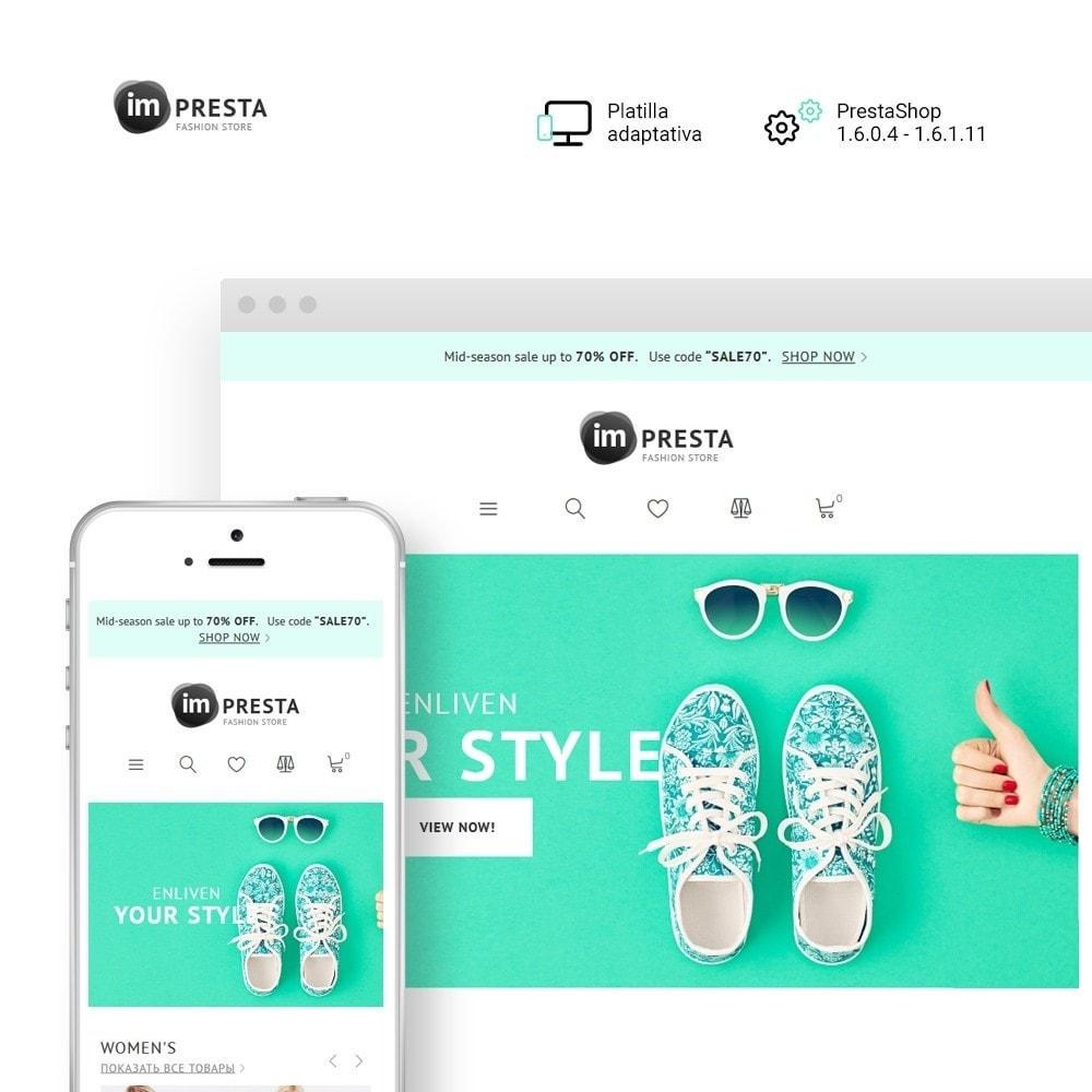 theme - Moda y Calzado - imPresta - Multipurpose - 1