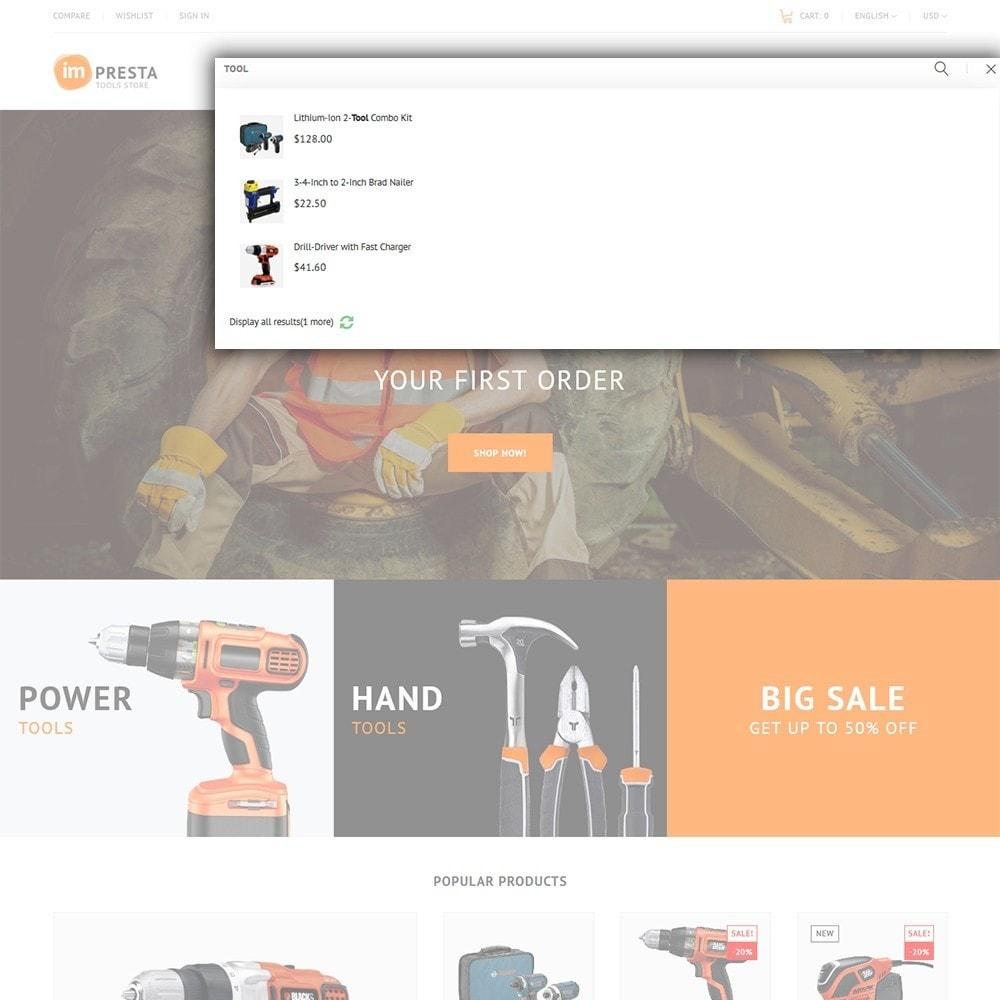 theme - Casa & Jardins - Impresta Tools - 6