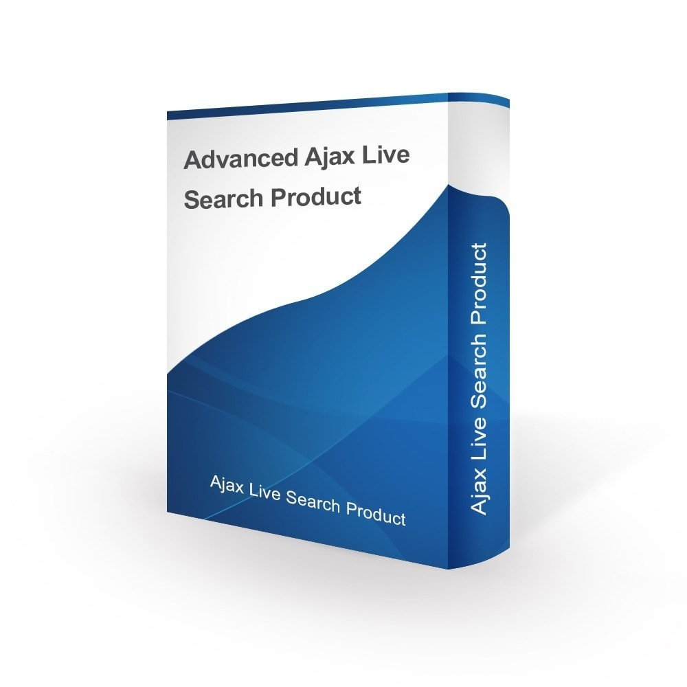 module - Recherche & Filtres - Advanced Ajax Live Search Product - 1