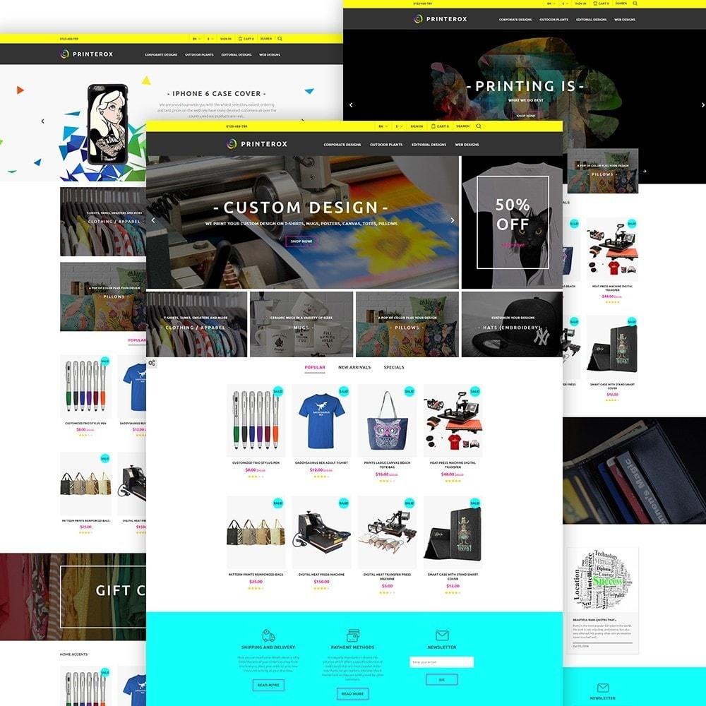 theme - Art & Culture - Printerox Design - 2