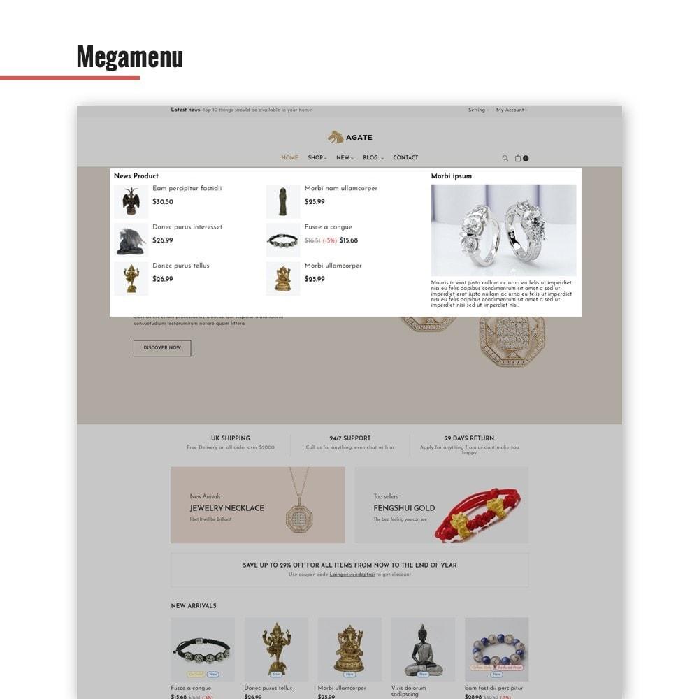 theme - Ювелирные изделия и Аксессуары - Leo Agate - 4